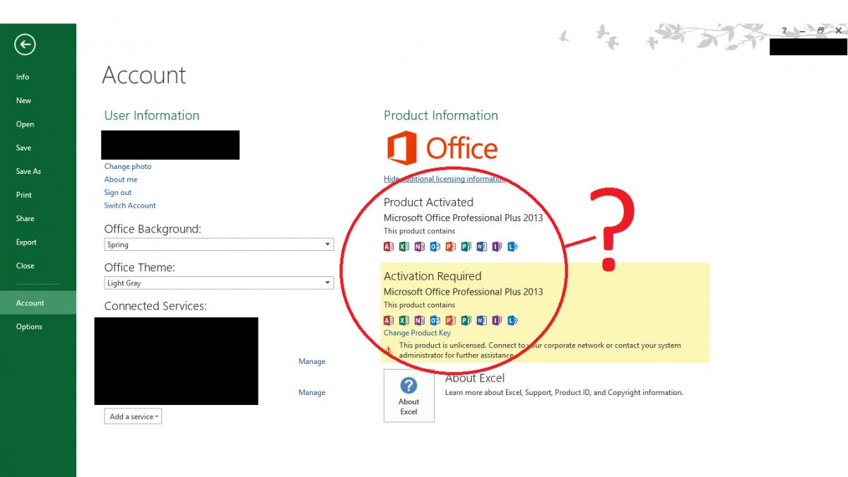 Download microsoft office pro plus 2013 rtm (x86/x64) + activate.