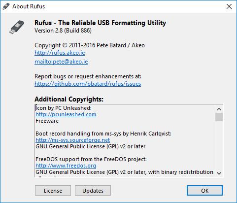 Rufus 2 8 886 Final - Software Updates - nsane forums