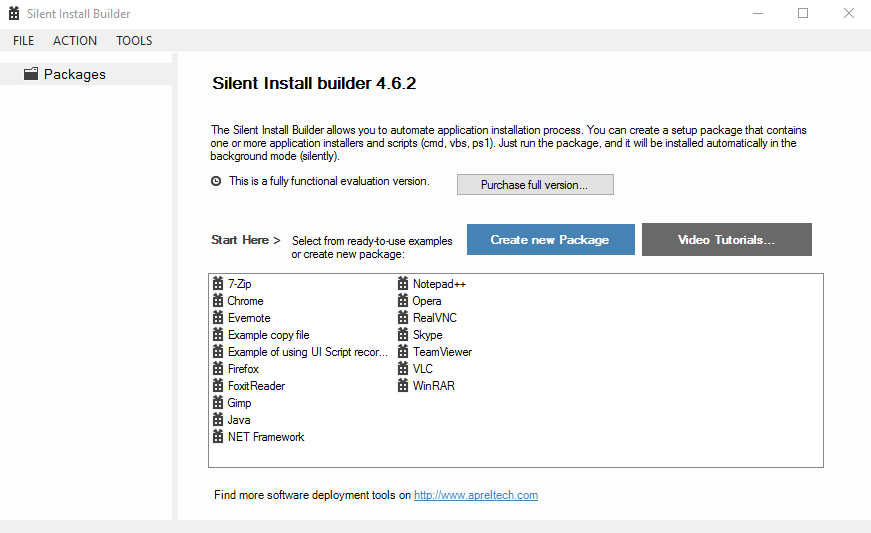 Silent install builder 4 6 2 - Software Updates - nsane forums