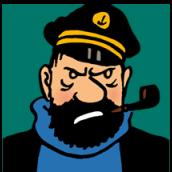 Capitaine Haddock