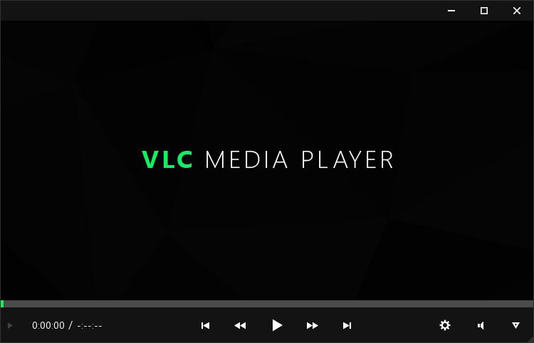vlc media player skins