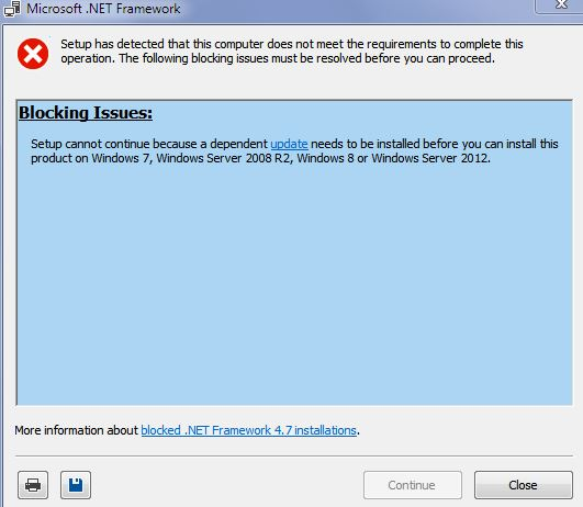 🔥 Download Microsoft  NET Framework 4 6 2 (Offline