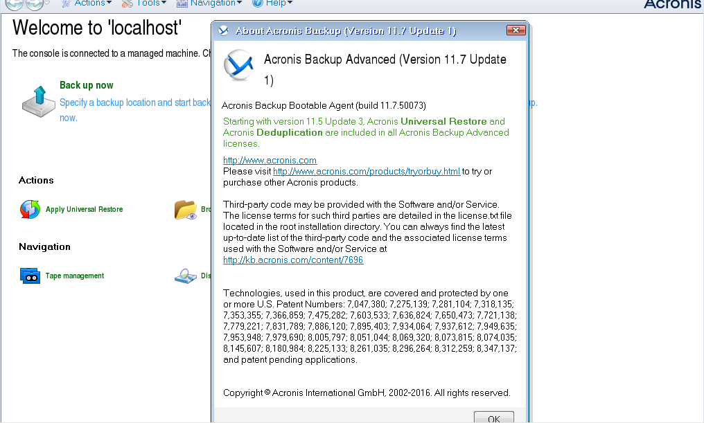acronis boot cd download