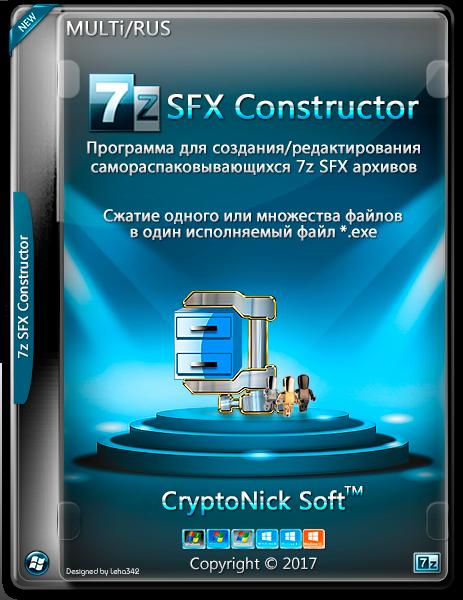 7z SFX Constructor 3 8 Final + Portable Multi - Software Updates