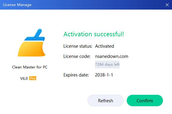 Clean Master for Windows v 6 0 - Software Updates - nsane forums