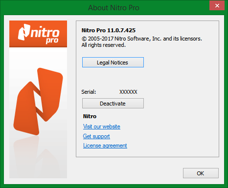 nitro pro 12 serial number 64 bit