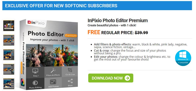 inpixio photo focus free download for pc