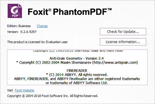 foxit phantompdf business 9.1.0 patch-xanax