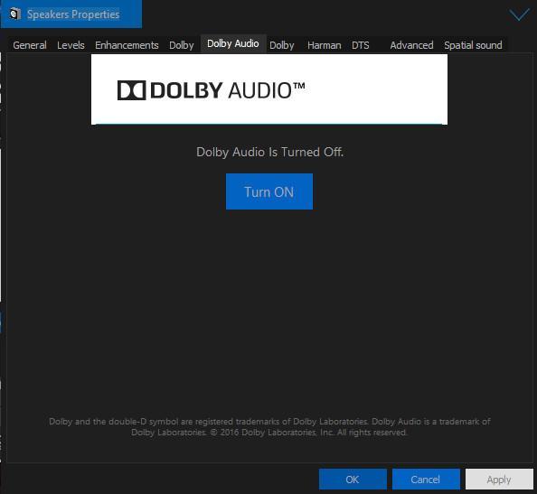 Realtek HD Audio Driver Mod (With Creative sound blaster