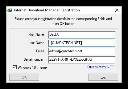internet download manager serial number 6.32 build 6