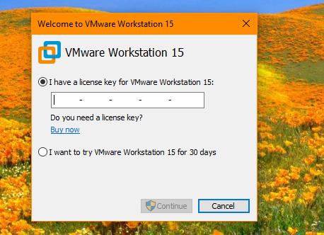 VMWare Workstation Pro 15 Activation - Keys & Support - Software