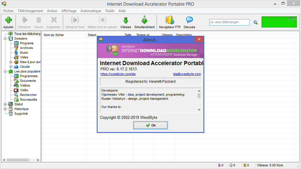 Internet Download Accelerator Pro 6 17 2 1613 + Portable