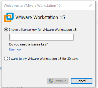 vmware workstation 15 تحميل