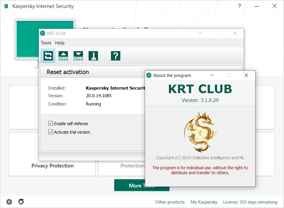 KASPERSKY 2019 [MEDICINE-DISCUSSION-KNOWLEDGE BASE INFO] - Page 88